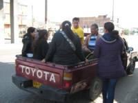 Rotas las negociaciones entre trasportadores y autoridades del Distrito