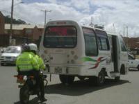 Empresas de Soacha comienzan lentamente a prestar el servicio de transporte