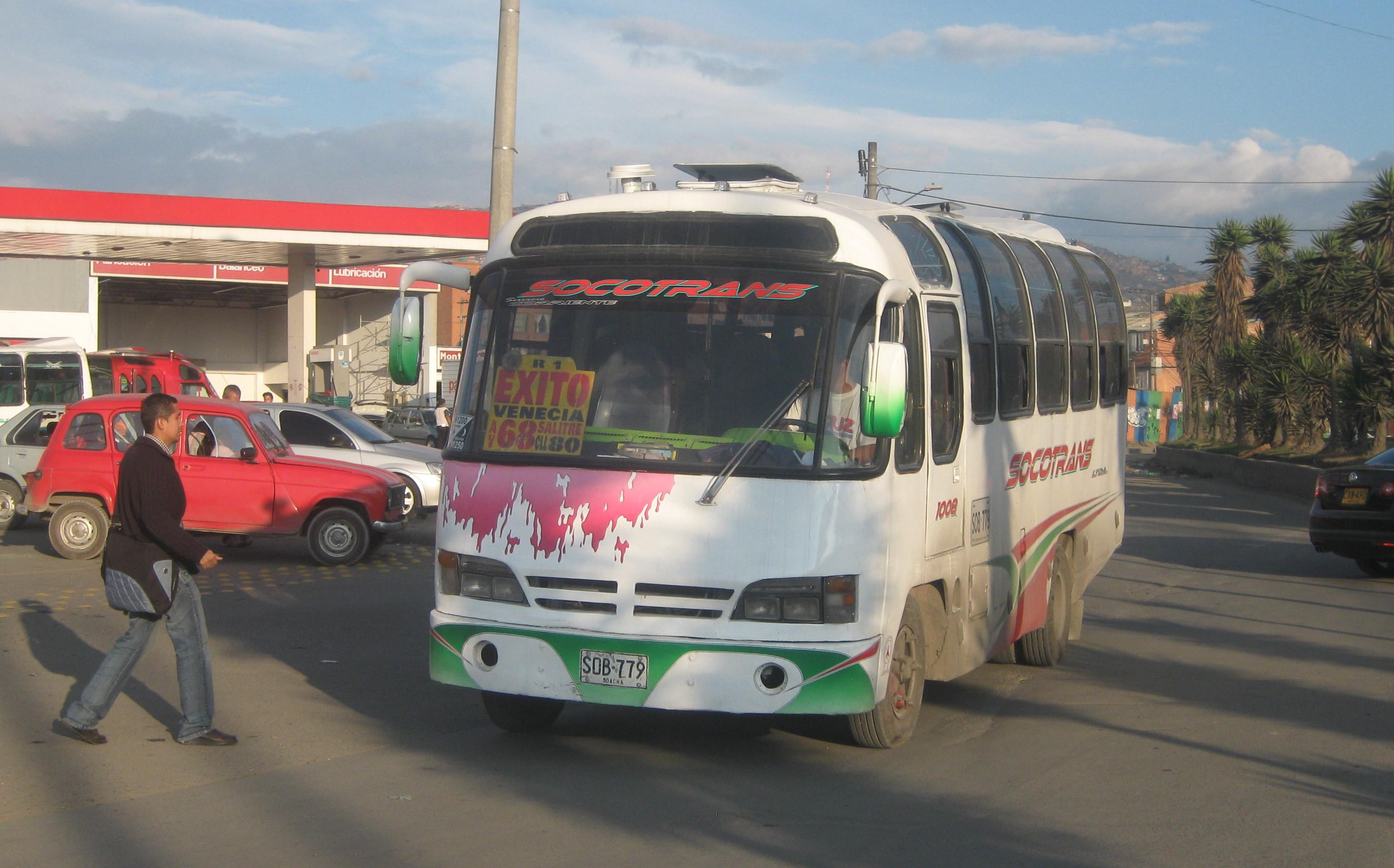 Transportadores aceptaron la propuesta del distrito