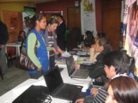 22 instituciones participaron en la jornada de acceso al crédito del Sena