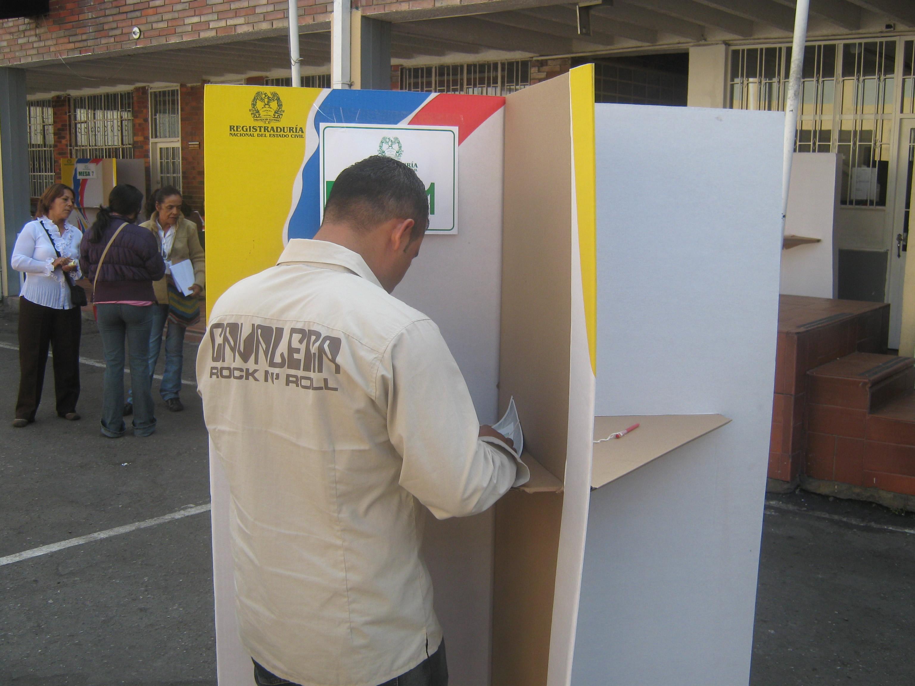 En total normalidad comenzó jornada electoral en Soacha