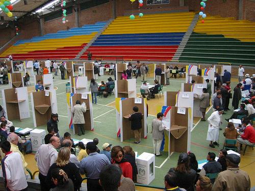 Se inicia el conteo de votos