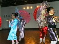 Con danza y mitos del Japón terminó la exposición de la cultura Japonesa