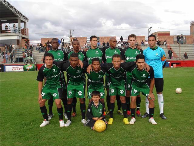 La Equidad Seguros  campeón del IX hexagonal de fútbol copa ciudad de Soacha IMRDS