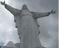 Guadalupe, una opción religiosa para terminar la semana mayor