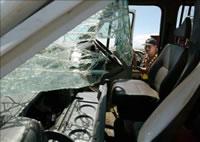 Mueren tres personas en accidente de tránsito en la vía Viotá –El Triunfo