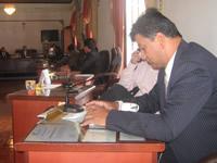 Se dio a conocer lista de invitados y citados al Concejo municipal