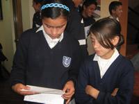 El escudo y la moda desataron tensión en colegio de San Nicolás