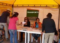 A partir de mañana, Feria de Servicios para el sector transportador