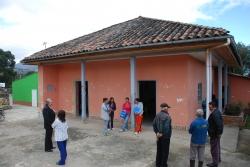 Escuela rural de San Eugenio reabre sus puertas