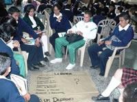 Comienzan las capacitaciones para personeros estudiantiles