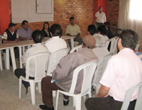 Ahora la comunidad supervisa el desarrollo de las obras en Soacha
