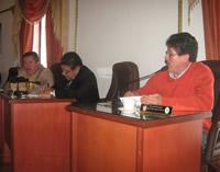 Cinco de los seis proyectos de acuerdo que se debatían en el concejo fueron devueltos por las comisiones