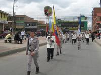 Se inauguraron los XV Juegos deportivos intercolegiados en Soacha