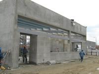 Avanza construcción del Jardín Social CAFAM en la comuna dos
