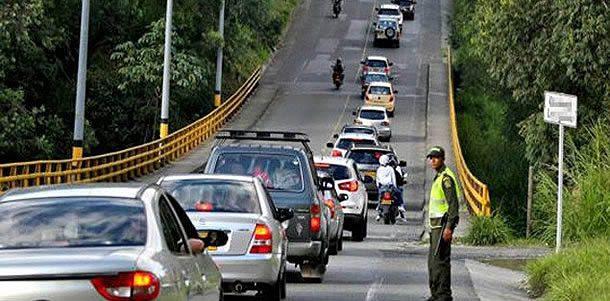 Vehículos que salieron de Bogotá y Cundinamarca sí pueden ingresar a la capital