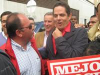 Acabar con las cooperativas de trabajo propuso Germán Vargas Lleras en Soacha
