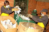 Recicladores denuncian que los excluyeron de licitación para el manejo de residos sólidos de la capital