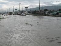 Aguacero de anoche causó delicada emergencia en Soacha