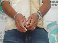 """Policía captura  a """"Los Moscos"""" en Compartir"""