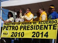 El Polo decidirá quien será el próximo Presidente de la República
