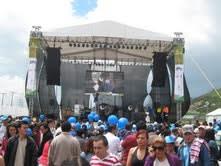 Regalos, rifas y actividades especiales durante la inauguración de la ciudadela Maiporé