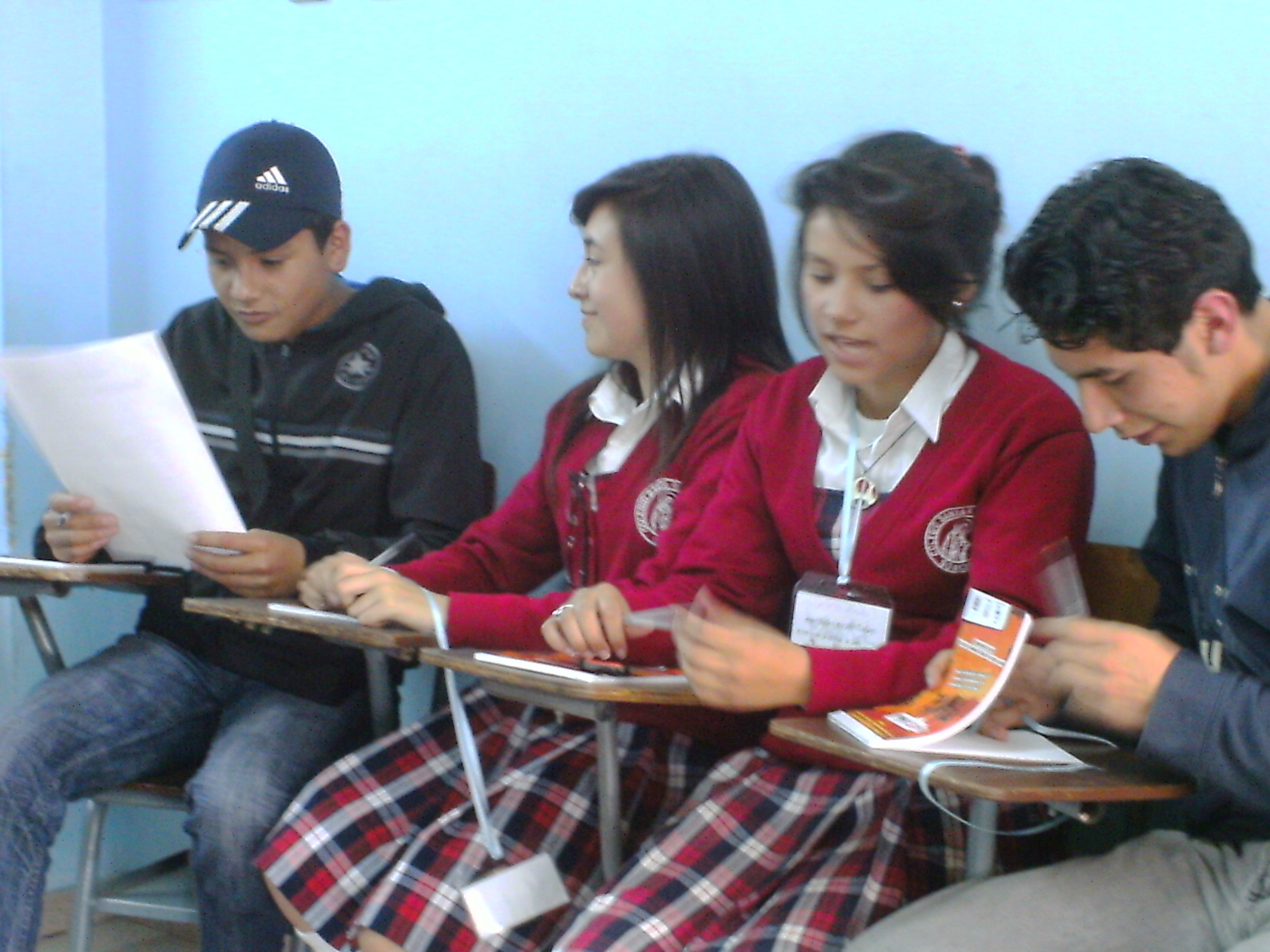 Jóvenes visionarios, enfoque hacia el futuro