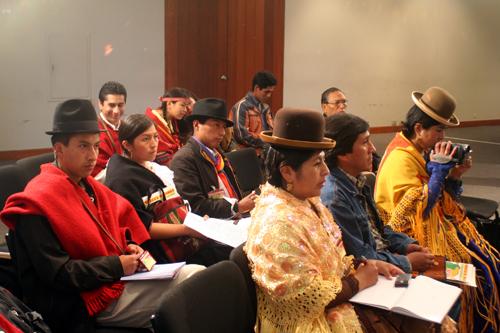 Bogotá, sede del III encuentro de tradición oral indígena y campesina