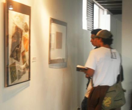 Conferencia y música para el cierre de la exposición «In Situ»