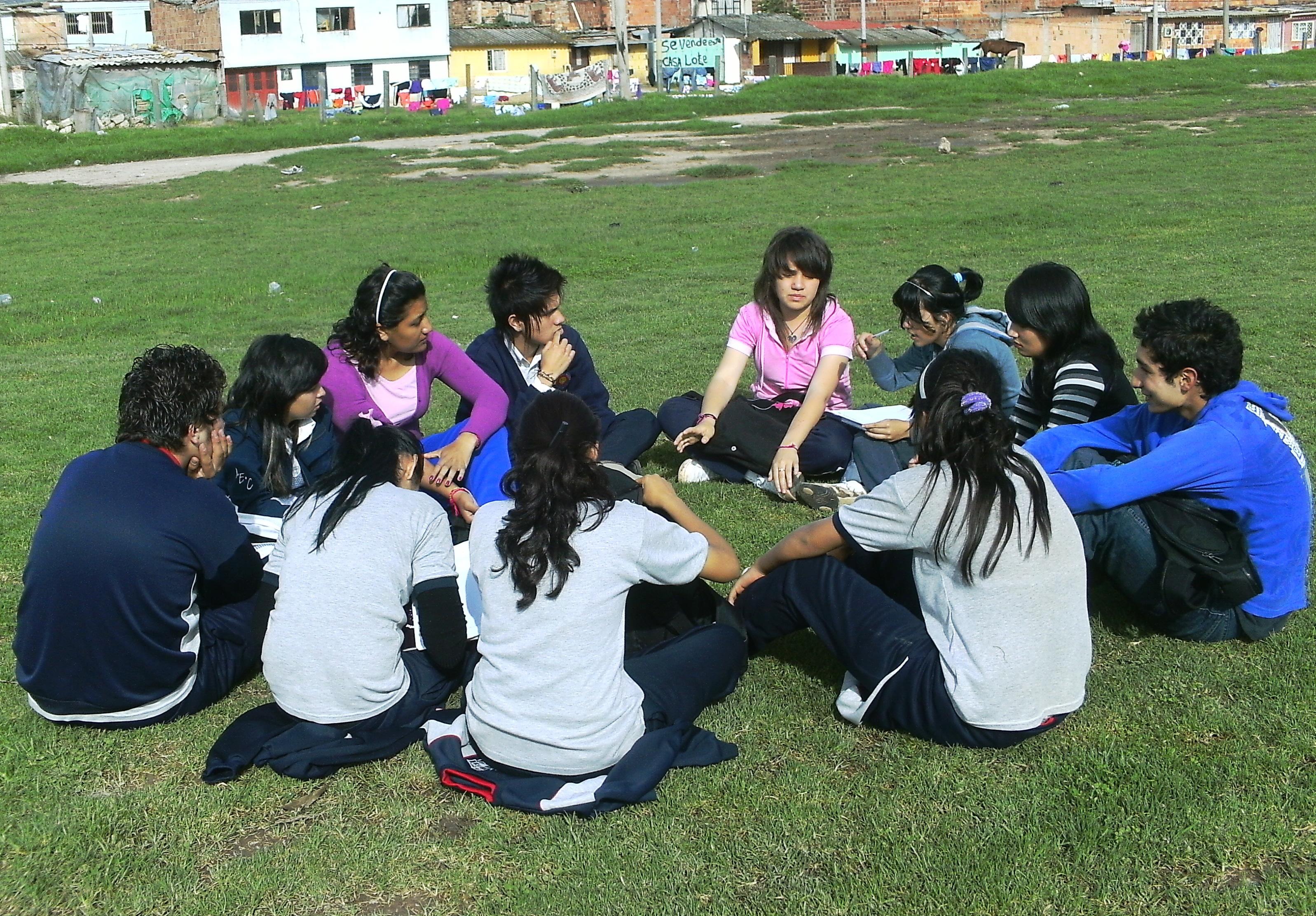 Veedores juveniles, propuestas y soluciones para las problemáticas de Soacha