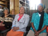 Las mujeres comenzaron intercambio de experiencias  en la comuna cuatro