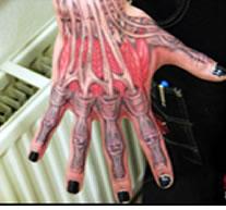 Finaliza la IV convención internacional de tatuadores
