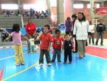 Lúdica, recreación y talleres formativos en el encuentro de madres e hijos
