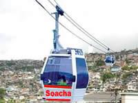 Construcción y operación del Soacha Cable quedaría en manos de los Austriacos