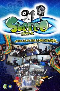 9.1 Stéreo Radio Depar, una nueva estrategia de aprendizaje para los jóvenes de Soacha