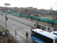 Nuevo accidente en el semáforo de Unisur