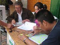 Registraduría de Soacha se prepara  para repetir el éxito de la primera vuelta electoral