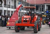 Nuevos equipos agrícolas para Sibaté