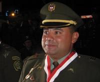 Comandante de Estación pasa a ser jefe de la Unidad Básica de Investigación de Soacha