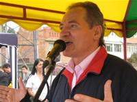 Alcalde  dice que tarifas de agua no subirán