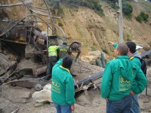 Trituradoras que contaminaban el Río Tunjuelo fueron selladas