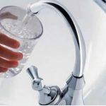 Cortes del servicio de agua potable para esta semana