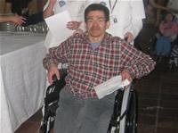 Entregan ayudas técnicas a discapacitados