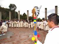 Posesionan nuevas autoridades indígenas