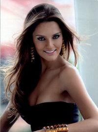 Representante de La Vega, elegida señorita Cundinamarca 2010