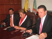 Concejo entregó mención del Dios Varón a la dirección del Sena Soacha