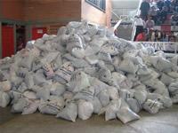 600 familias de Soacha recibieron ayudas de Acción Social y la Gobernación de Cundinamarca