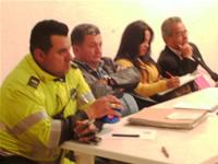 Acuerdo para mejorar las condiciones de seguridad en la comuna cinco de Soacha