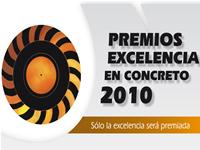 Un total de 36 obras participan por  el Premio Excelencia en Concreto
