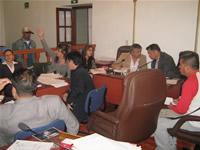 Devuelto proyecto de acuerdo que buscaba vigencias futuras para Transmilenio  y sistemas de transporte en Soacha